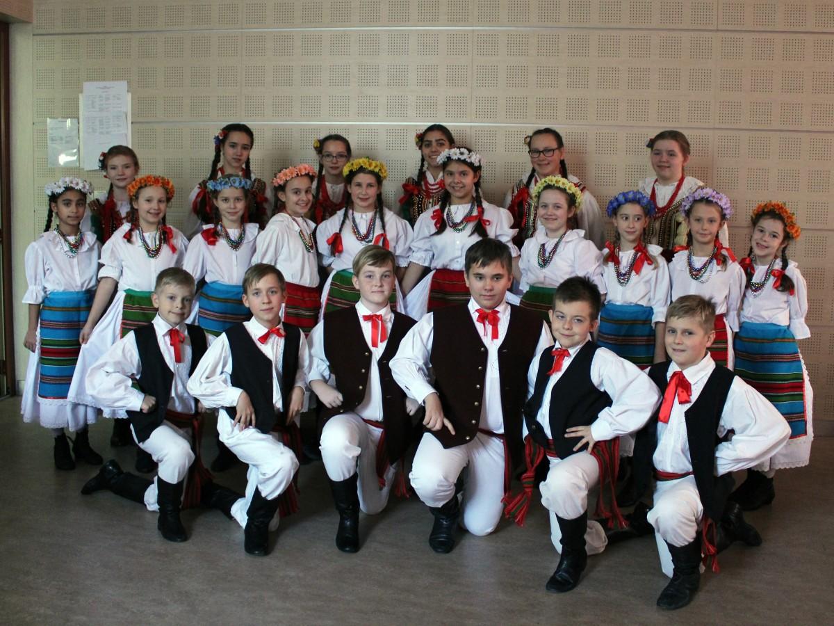 POLAND - Rzeszow - Zespolu Tanca Ludowego Tradycja